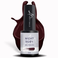 026 night ruby gel polish